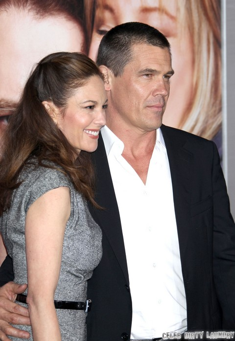 Josh Brolin and Diane Lane Divorce After 8 Years of Marriage - His History of Violence Responsible?
