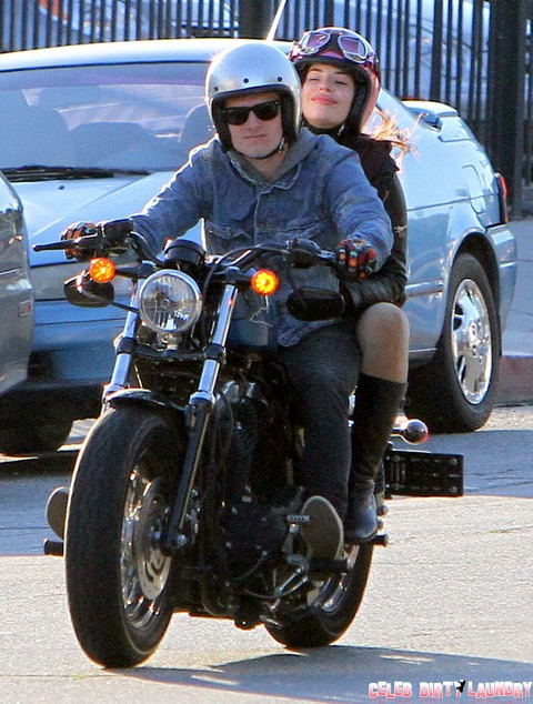 Josh Hutcherson and Lanchen Mihalic Hookup - Reunites With Ex-Girlfriend (Photos)