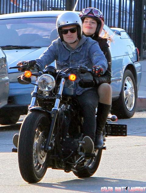 Josh Hutcherson and Lanchen Mihalic Hookup - Reunites With Ex-Girlfriend (Photos)