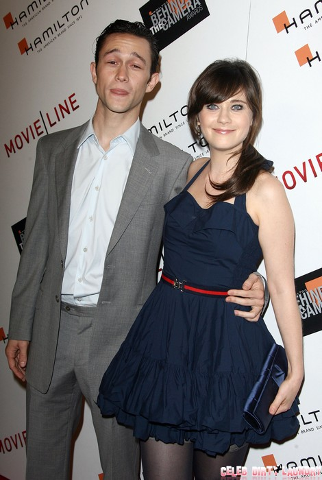 Joseph Gordon-Levitt Thinks It's 'Awkward' Fans Want Him In Love With Zooey Deschenal