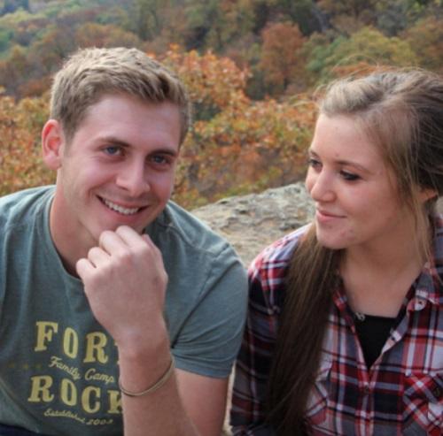 Joy-Anna Duggar Accused Of Posting Obscene Photo With Husband Austin Forsythe