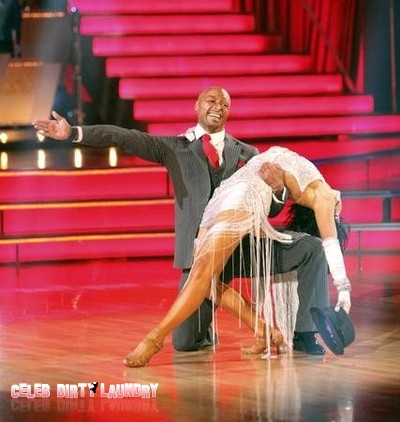 Dancing With The Stars J.R. Martinez's Cha Cha Finale Performance Video 11/21/11