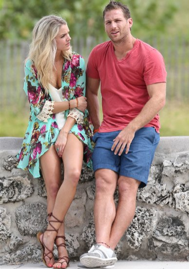 Juan Pablo and Nikki Ferrell Hate Each Other and Split Months Ago