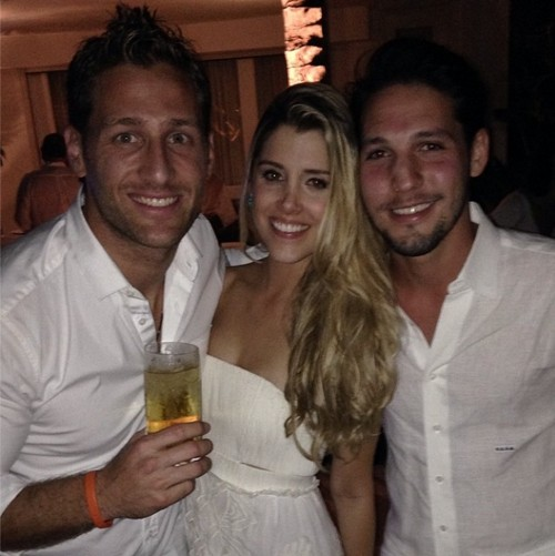 Nikki Ferrell and Juan Pablo Hold Hands For Paparazzi - Fake Relationship For PR