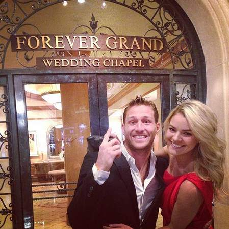 Juan Pablo and Nikki Ferrell Get Married in Las Vegas After The Bachelor Confesses He Loves Her?