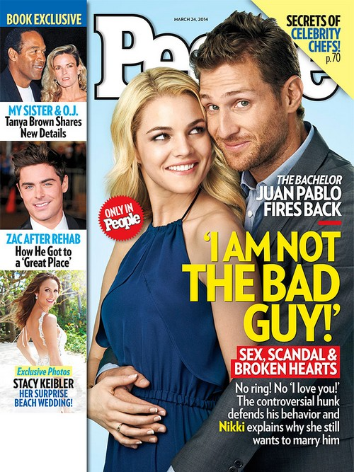 Juan Pablo Doesn't Love Nikki Ferrell and Won't Propose (PHOTO)