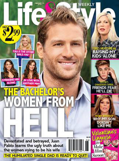 The Bachelor Juan Pablo's Women from Hell: Recent Losers Lauren Solomon and Elise Mosca Caught Lying and Cheating! (PHOTO)