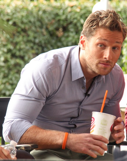 Juan Pablo Galavis And Nikki Ferrell At Marriage Counseling Already!