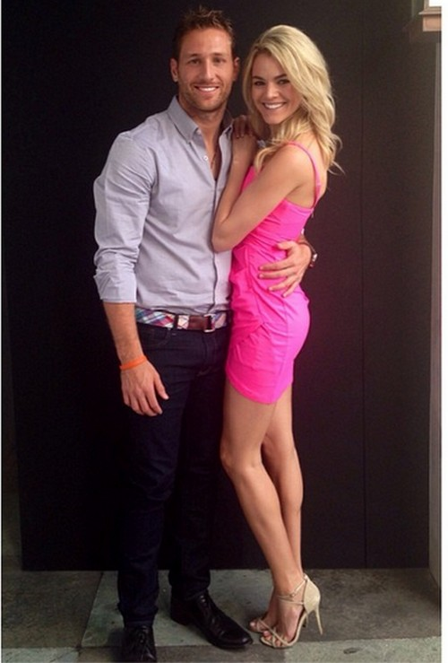 The Bachelor Juan Pablo And Nikki Ferrell Prepare For TV Proposal? (PHOTO)