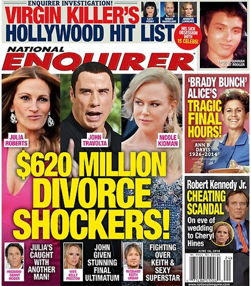 Julia Roberts and Danny Moder Divorce After Cheating Allegations Report (PHOTO)