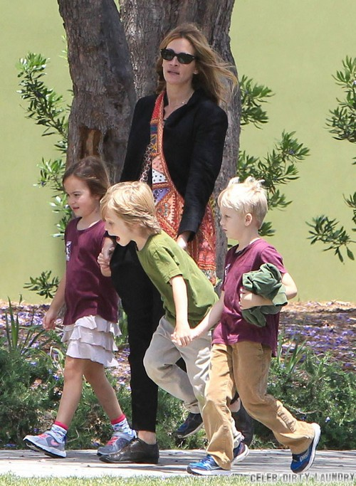 Julia Roberts - Plastic Surgery for Cellulite or A Fat Machine?