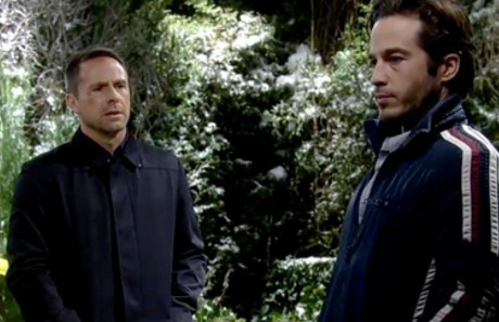 General Hospital Gay Drama: Julian Jerome Won't Accept His Son Lucas Jones