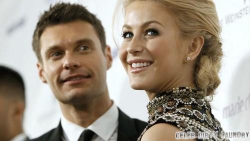 Ryan Seacrest & Julianne Hough Break Up - Relationship Over
