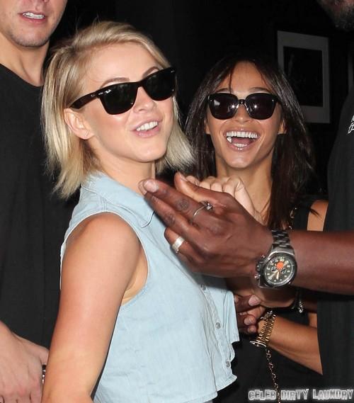 """Julianne Hough's New Boyfriend Ari Sandel Is A """"Player and a Ladies Man"""" - Julianne jealous?"""