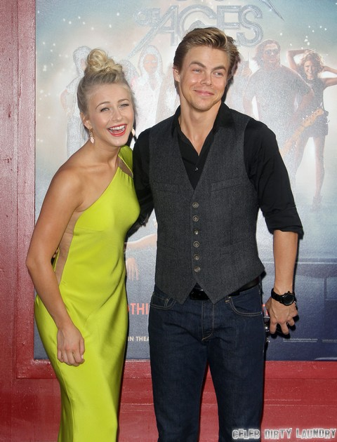 Julianne and Derek Hough Expose Vicious World of Competitive Ballroom Dance