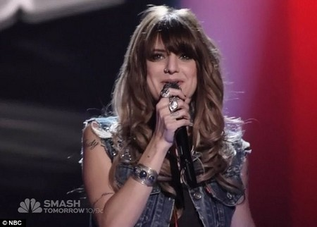 Juliet Simms The Voice 'Song Name' Performance Video 4/30/12