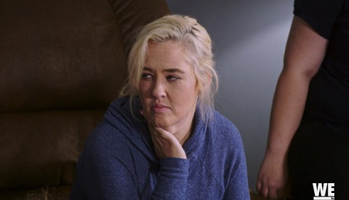 Mama June has thrown up from overeating with gastric sleeve