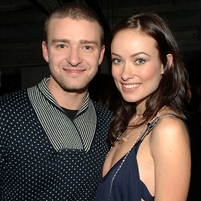 Justin Timberlake Dating Olivia Wilde?