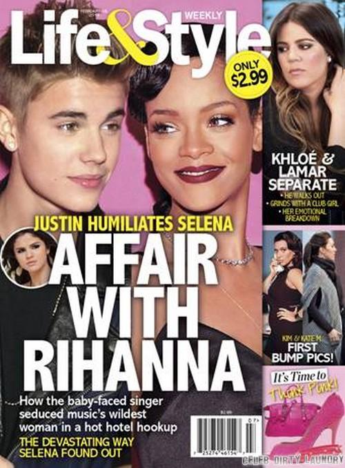 Justin Bieber's Affair With Rihanna Revealed!