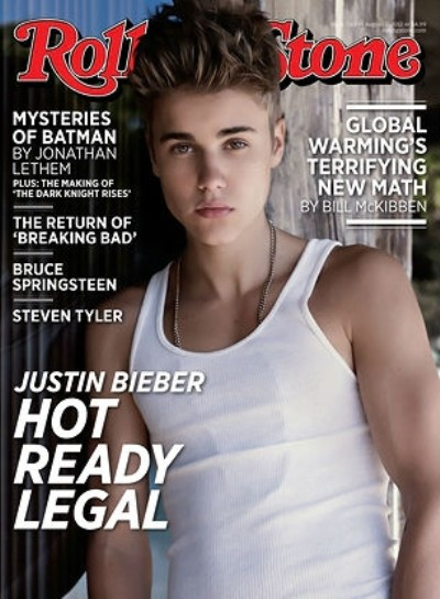 """Hot, Ready, Legal"" Justin Bieber Talks Sex Life In Rolling Stone  0720"