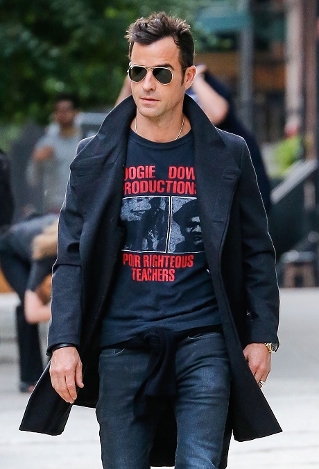 Justin Theroux Cheating On Jennifer Aniston - Having Affairs With Other Women