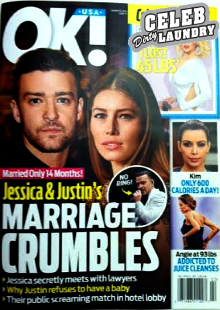 Jessica Biel Ready To Divorce Justin Timberlake: Sick Of Husband Cheating On Her (PHOTO)