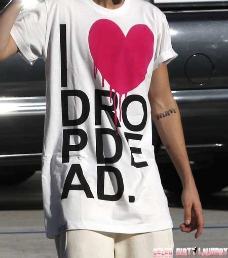 "Justin Bieber's Cancer Scare – ""Bald For Bieber"""