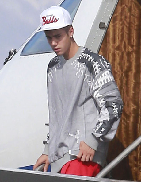 Justin Bieber Swears He Didn't Say N-Word In New Song -- It's A Fake He Claims!