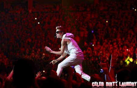 Justin Bieber: Chris Brown's His Next Beating Victim Over Rihanna Cheating Claims?