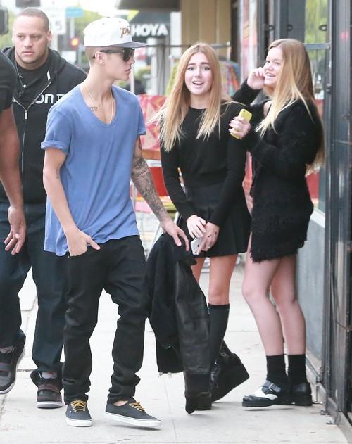 Justin Bieber Up to No Good!