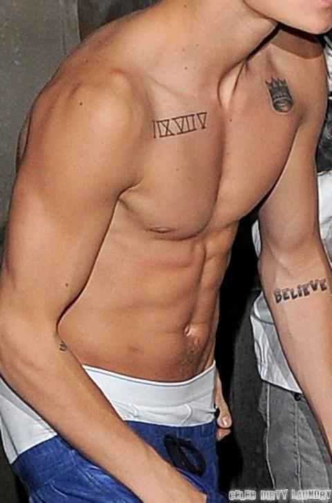 Justin Bieber Taking Steroids To Look Like Arnold Schwarzenegger - Violent Behavior Explained? (VIDEO)
