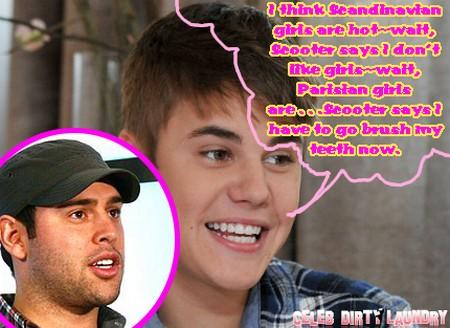 Justin Bieber Back To Whitney Elementary School – Under Scooter Braun's Close Watch! (PHOTOS)