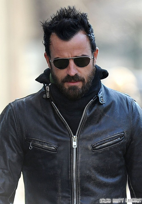 Justin Theroux Ready To End Jennifer Aniston Enagement, She Refuses To Let Go