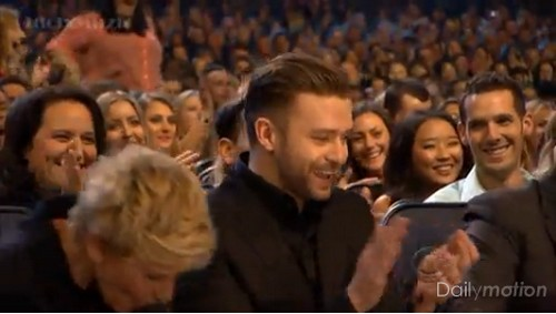 Justin Timberlake Acknowledges Jessica Biel: Trys to Quiet Rumors of Troubled Marriage