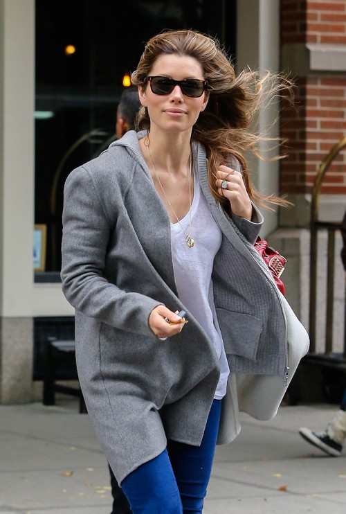Jessica Biel Following Justin Timberlake On Tour To Stop His Cheating