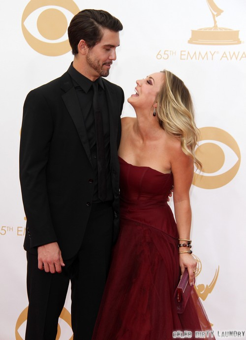 Kaley Cuoco Engaged To Ryan Sweeting, That Was Fast!