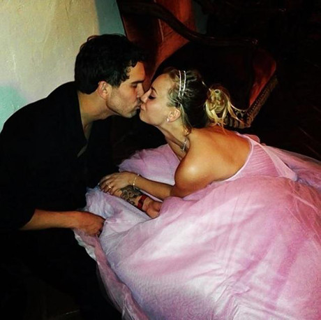 Kaley Cuoco, Ryan Sweeting Marry on New Year's Eve: It's Been Magic, Says the Star! (PHOTO)