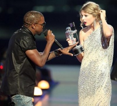 Kanye West & Taylor Swift Feud To Be Turned Into A Porn?