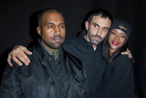 Kanye West Dumps Kim Kardashian For Riccardo Tisci - Moving To Paris To Continue Bromance