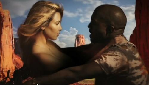 Kim Kardashian's Body Digitally Altered in Bound 2 Video: Kanye West Says Kim's Too Plump