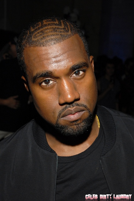 Kanye West Cusses Out Fans After Being Attacked With Laser