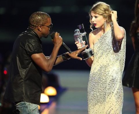 Taylor Swift's Revenge On Kanye West - Slams Kim Kardashian's Inferior Baby!