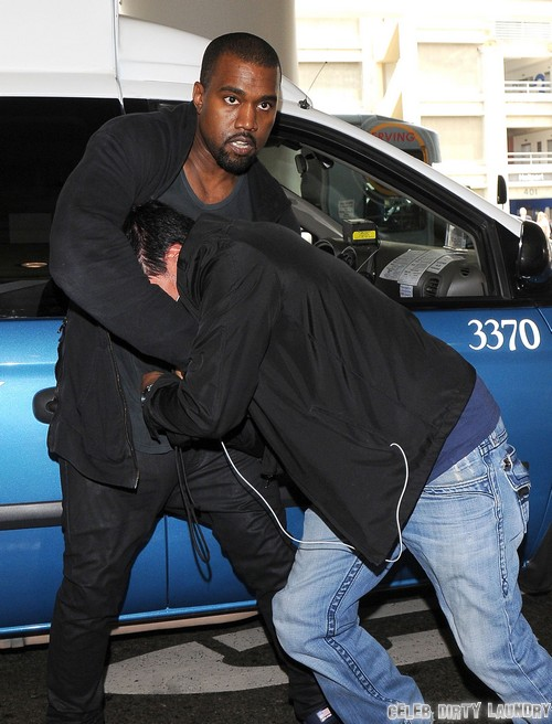 Kanye West Felony Suspect For Attempted Robbery - Arrest Imminent (VIDEO - PHOTOS)
