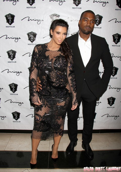 Did Baby Daddy Kanye Cheat On Pregnant Kim Kardashian Already?