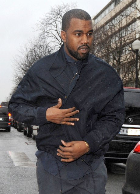Kanye West Casts Kim Kardashian In His Feature-length Yeezus Film - He Wants An Oscar Now!