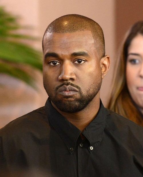 Kanye West is Obsessed With The Hunger Games Franchise - Seen Catching Fire Many Times