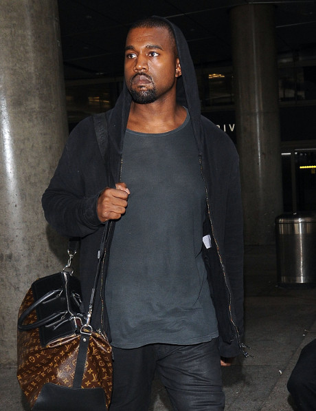 Kanye West Embarrassed And Hated On At Dodgers Game: Fans Boo Him Off The Jumbotron!