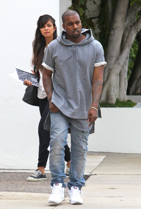Kim Kardashian & Kanye West Split? Kanye Parties In Greece, Kim and Baby Stay Behind!