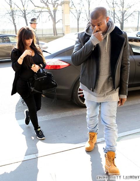 Kim Kardashian Divorce Puts Marriage Pressure On Kanye West - He's Terrified!