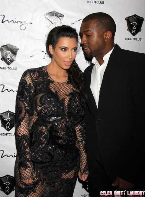 Will Kanye West Demand A Paternity Test From Kim Kardashian?